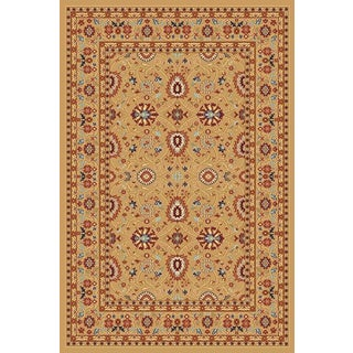 Renaissance Berber Traditional Print Area Rug (2 x 7'7)