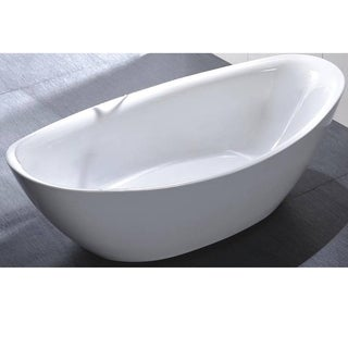 MTD Vanities Newport 67-inch Acrylic Free Standing Tub