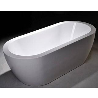 MTD Vanities Venice 69-inch Free Standing Tub
