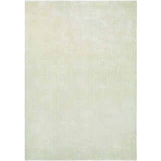 Couristan Matrix Alpha/ Beige Rug (9' x 12')