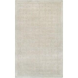 Couristan Madera Dexter/ Tan Rug (9'6 x 13'6)