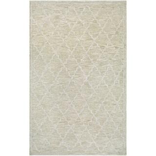 Couristan Madera Brinson/ Linen Rug (9'6 x 13'6)