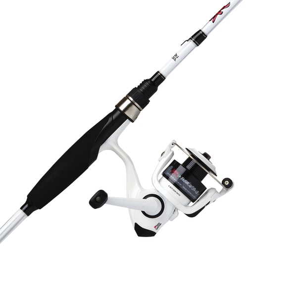 Abu Garcia Ike Dude 6-foot Medium Spinning Combo Fishing Rod