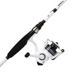 Abu Garcia Ike Dude 6-foot Medium Spinning Combo Fishing Rod
