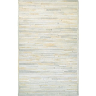 Couristan Chalet Plank/ Ivory Rug (9'6 x 13')