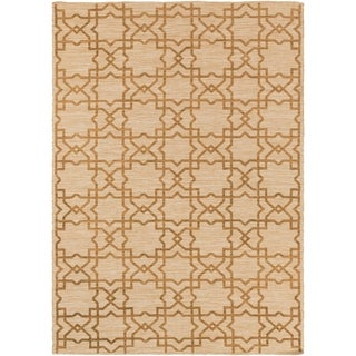 Hand-woven Ipswich Geometric Area Rug (2' x 3')