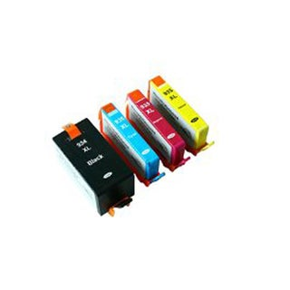934XL B 935XL C Y M Compatible Inkjet Cartridge For 6812 6815 6230 6830 6835 (Pack of 4)
