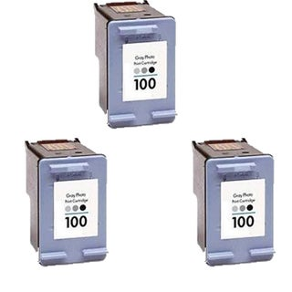 C9368AN HP 100 Compatible Inkjet Cartridge For 460 6548 6848 9808 6310 6318 7208 (Pack of 3)