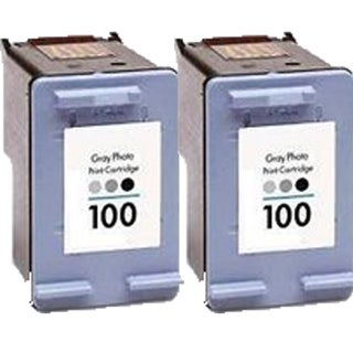 C9368AN HP 100 Compatible Inkjet Cartridge For 460 6548 6848 9808 6310 6318 7208 (Pack of 2)