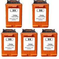 C9369W (HP 99) Compatible Inkjet Cartridge For 6980 6980dt 6988 6988dt (Pack of 5)