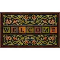 "Outdoor Ricardo Welcome Doormat (22"" x 36"")"