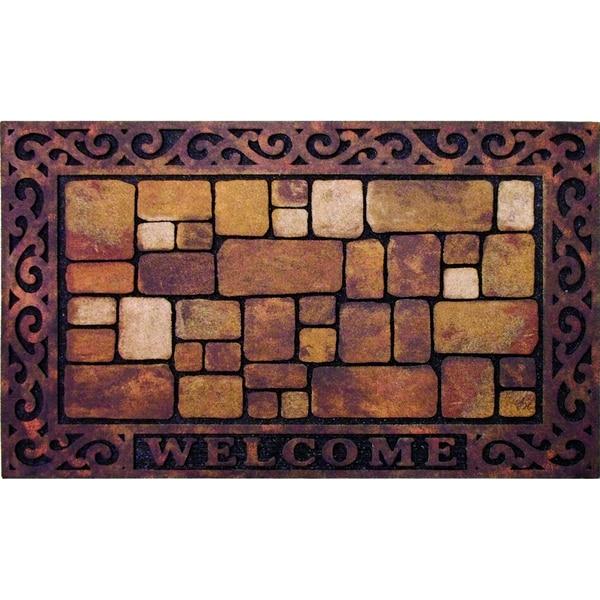 Outdoor Aberdeen Welcome Doormat (18 x 30)