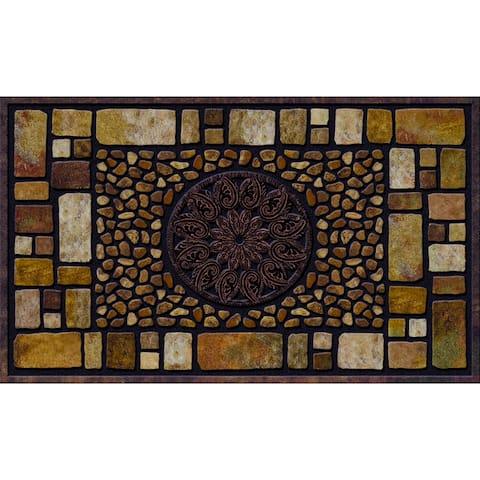 Outdoor Notre Dame Earthstone Doormat (18 x 30)