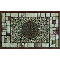Notre Dame Greystone Outdoor Doormat (18 x 30-inch)