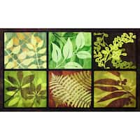 Outdoor Leaves Doormat (18 x 30)