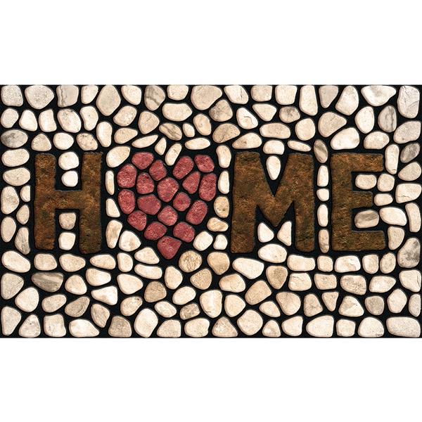 """Outdoor Home Stones Doormat (18"""" x 30"""")"""