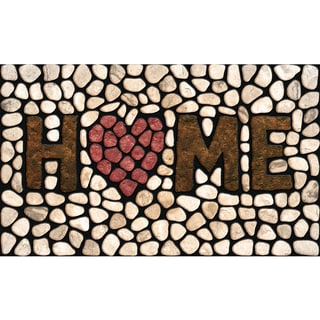 "Outdoor Home Stones Doormat (18"" x 30"")"