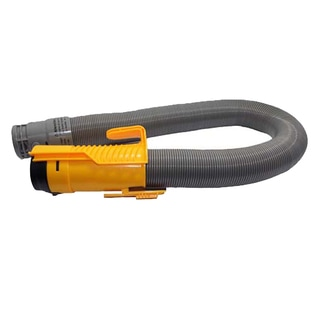 Crucial Vacuum Dyson DC07 Silver/ Yellow All Floors Hose