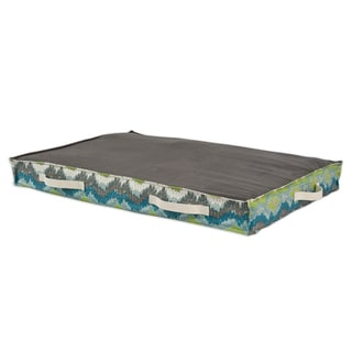 Chino Frost Birch Under the Bed Storage with Canvas Handle