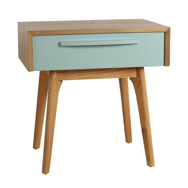 porthos home maximilian midcentury side table free shipping today