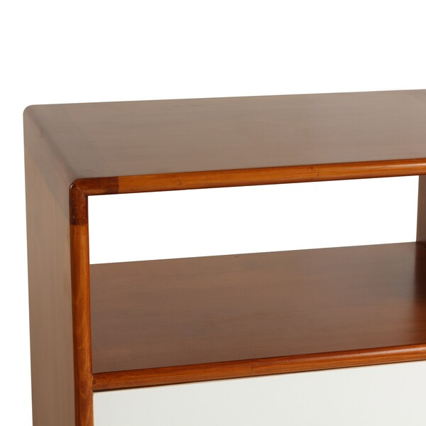 andrew midcentury side table free shipping today