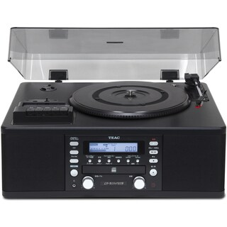 TEAC LP-R550USB Turntable/ CD/ Cassette/ Radio/ USB Player and Recorder