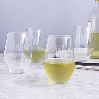 Personalized 19 oz. Contemporary Stemless Wine Glasses (Set of 4)|https://ak1.ostkcdn.com/images/products/10425513/P17524218.jpg?impolicy=medium