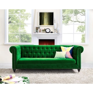Green Sofas, Couches & Loveseats - Shop The Best Brands Today ...