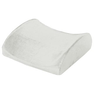 Windsor Home Natural Pedic Lumbar Memory Foam Support Cushion Pillow