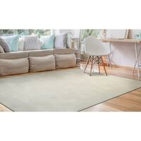Couristan Nature's Elements Air/Off White Area Rug - 6' x 9'
