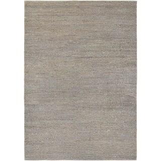 Couristan Ambary Azolla/ Grey-tan Rug (3' x 5')