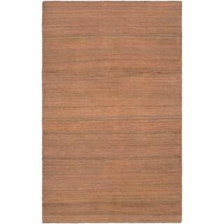 Couristan Ambary Agave/Rust Area Rug - 3'5 x 5'5