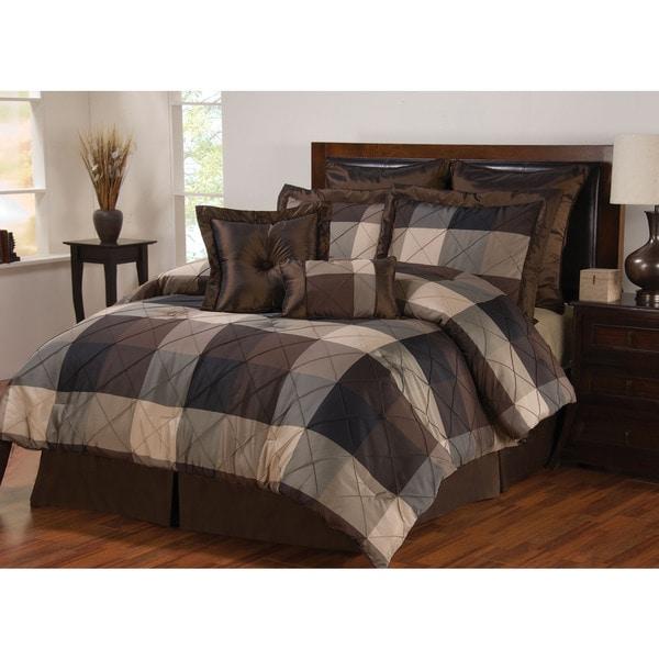 VCNY Elliot 8-piece Comforter Set
