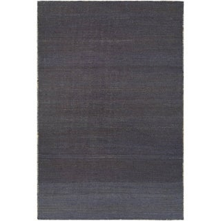 Couristan Ambary Agave/Navy Area Rug - 5'3 x 7'6