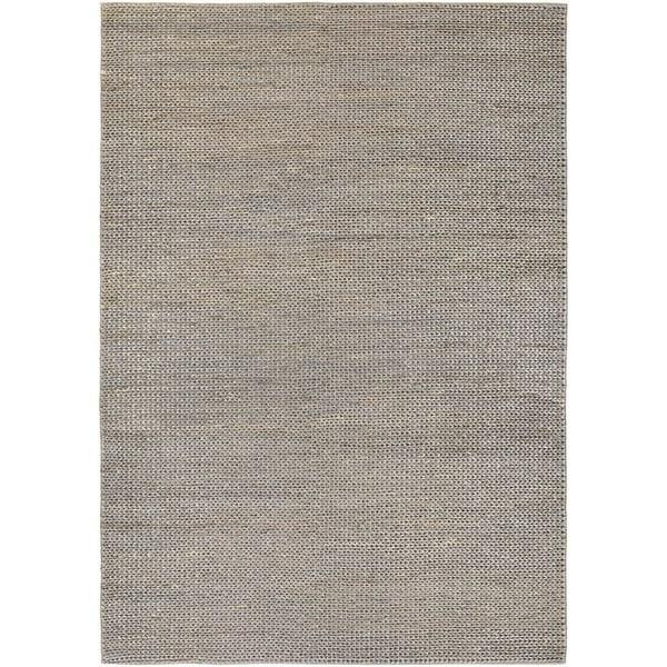 Couristan Ambary Azolla/Grey-Tan Area Rug - 5'3 x 7'6