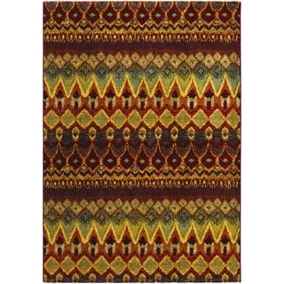 Couristan Easton Caliente/ Multi Rug (9' x 12')