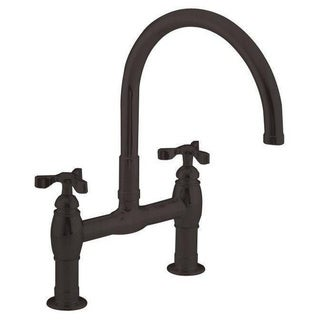 Kohler Parq 2-Handle Kitchen Faucet in Oil-Rubbed Bronze