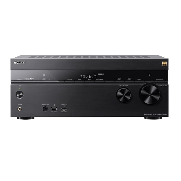 Sony STRDN1060 7.2-channel 4K/ 1080p Wi-Fi/ Bluetooth AV Receiver with Apple AirPlay - Free ...