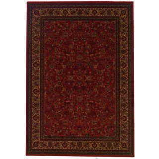 Couristan Everest Isfahan/ Crimson Rug (9' x 12')