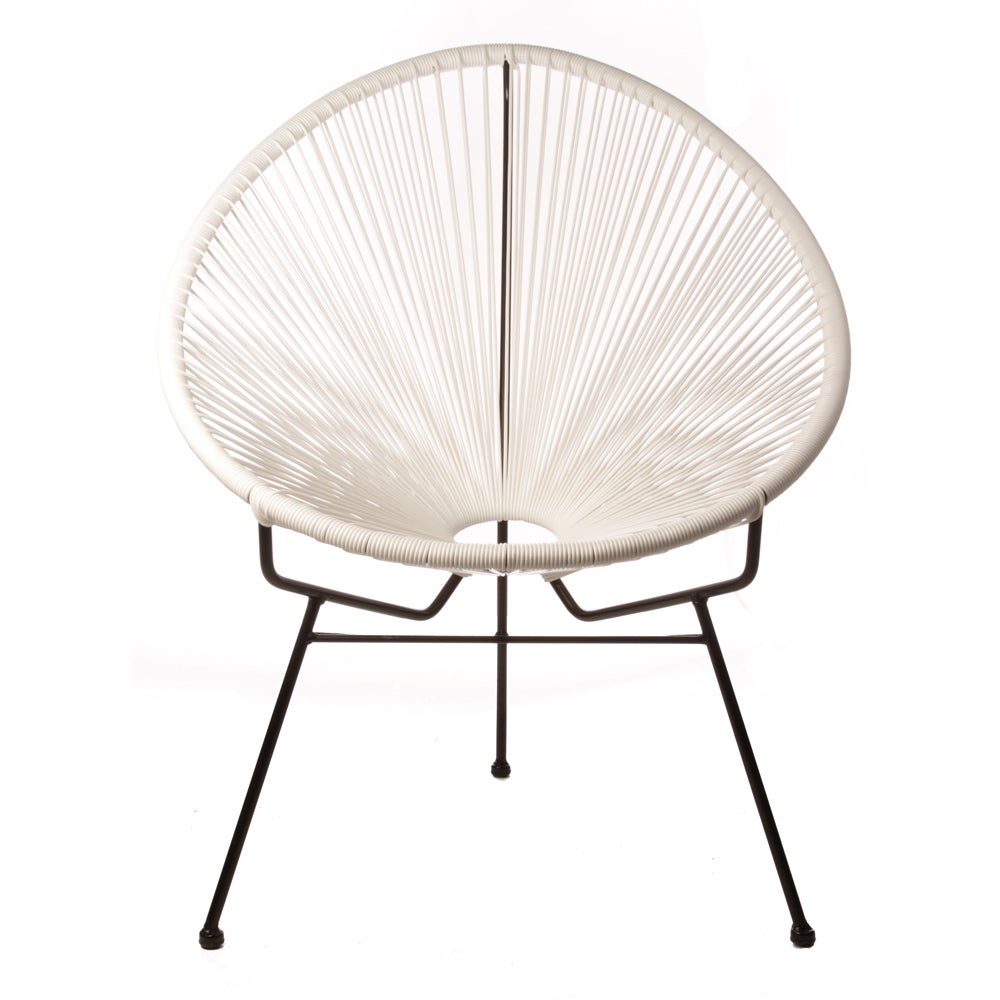 Acapulco Woven Indoor/ Outdoor Lounge Chair