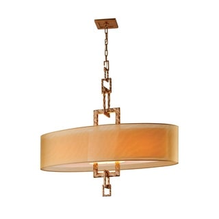 Troy Lighting Link 4-light Island Pendant