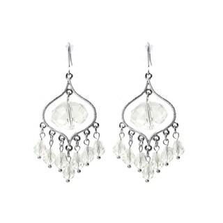 Briolette Chandelier Earrings