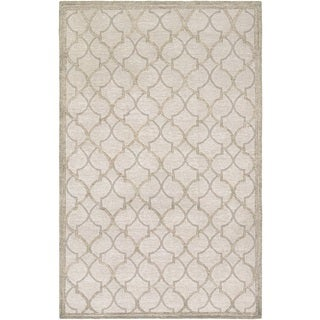 Couristan Madera Langdon/ Grey-silver Rug (9' x 13')