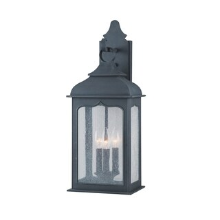 Troy Lighting Henry Street 3-light Medium Wall Lantern