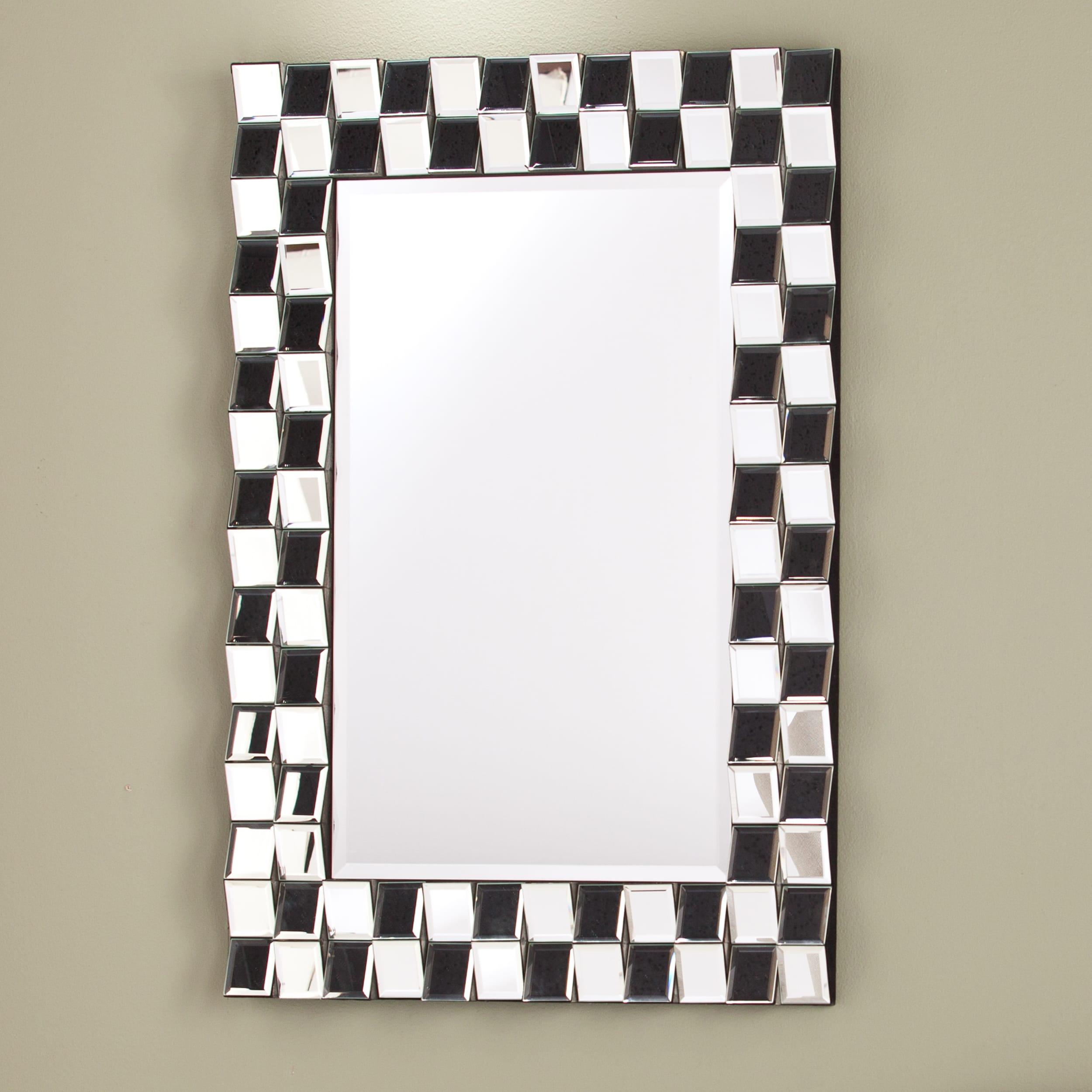 Harper Blvd Leavy Decorative Mirror