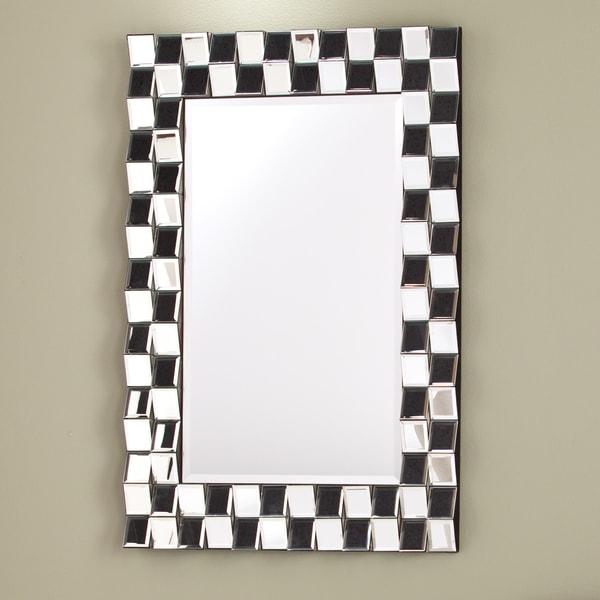 harper blvd leavy decorative mirror - Decorative Mirror