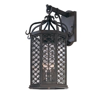 Troy Lighting Los Olivos 3-light Medium Wall Lantern