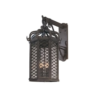 Troy Lighting Los Olivos 4 Light Large Wall Lantern
