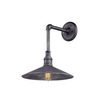 Troy lighting outdoor lighting for less overstock troy lighting toledo 1 light medium wall sconce workwithnaturefo