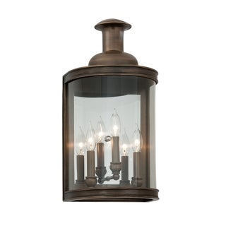 Troy Lighting Pullman 3-light Wall Sconce